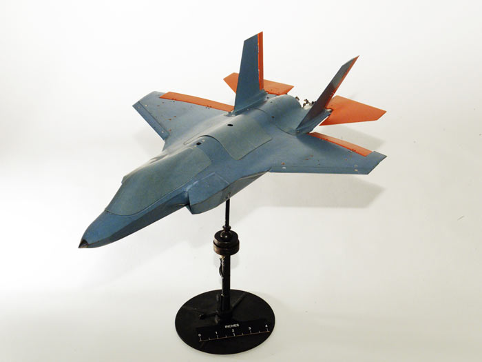Advanced Technologies, Inc. Dynamic Scale Wind Tunnel Models