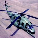 military helicopter model manufacturer
