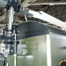 2 blade teetering system