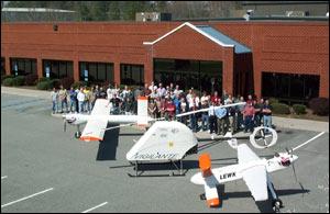 virginia beach aerospace company