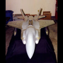 aircraft-inlet-wind-tunnel-model