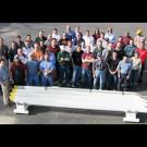 main rotor blade fabrication