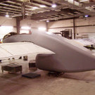 aeronautical model fabrication