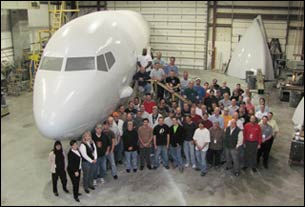aerospace fabrication company