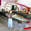helicopter blade manufacturing