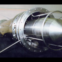 jet-propulsion-wind-tunnel-model