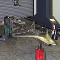 wind tunnel model data