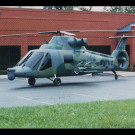 helicopter scale model build