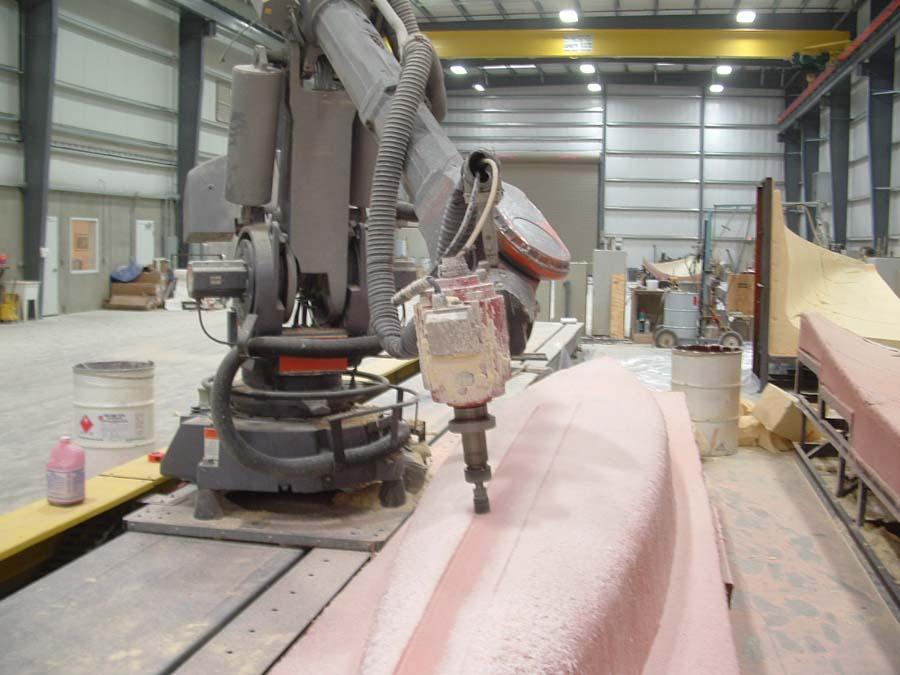 Virginia composite tooling center