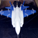 scaled aircraft models