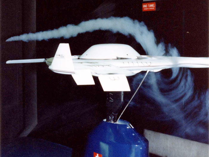 Advanced Technologies Inc Low Speed Wind Tunnel Models