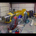 light helicopter fabrication
