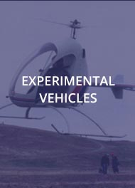 experimental vehicles