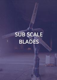 sub scale blades