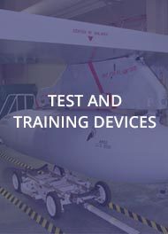 test and training devices